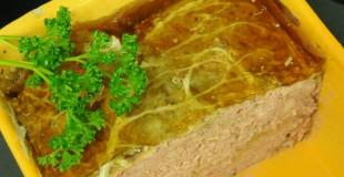 Patés Jambons saucissons et Potjevleesch