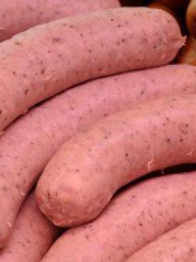 Saucisse de Bergues la spécialité de la maison