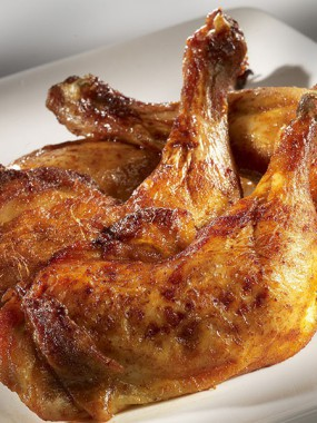 Cuisse de poulet Roti Label Rouge